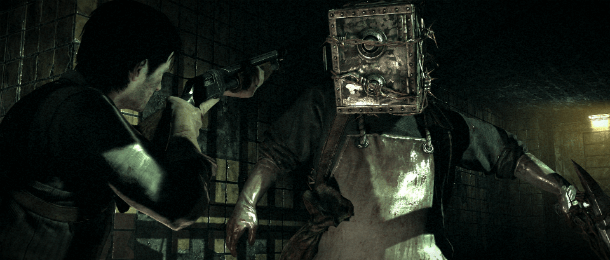 Патч 1.03 для The Evil Within доступен для скачивания